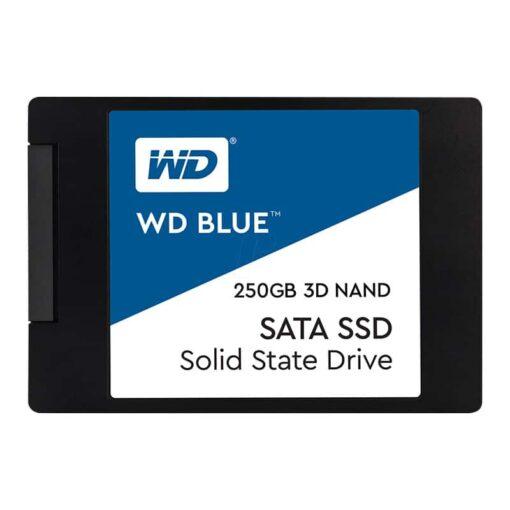 Western Digital Blue 3D NAND 250GB SSD SATA III