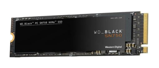 Western Digital Blue SN750 SSD 2