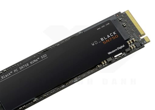 Western Digital Blue SN750 SSD 3