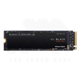 Western Digital Blue SN750 SSD No Heatsink