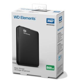 Western Digital Elements 6