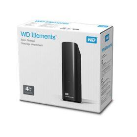 Western Digital Elements Desktop 5