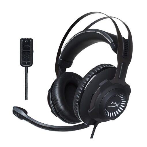 hx product headset revolver gun metal 2 zm lg