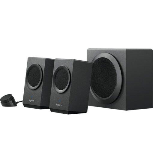 z337 speaker system with bluetooth