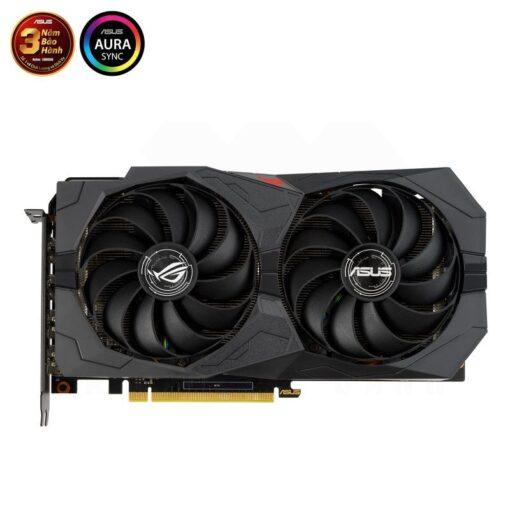 ASUS ROG Strix Geforce GTX 1650 SUPER OC Edition 4G Graphics Card 3