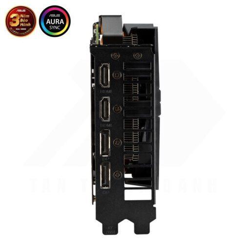 ASUS ROG Strix Geforce GTX 1650 SUPER OC Edition 4G Graphics Card 4