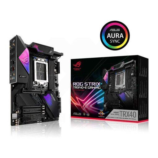 ASUS ROG Strix TRX40 E Gaming Mainboard 1