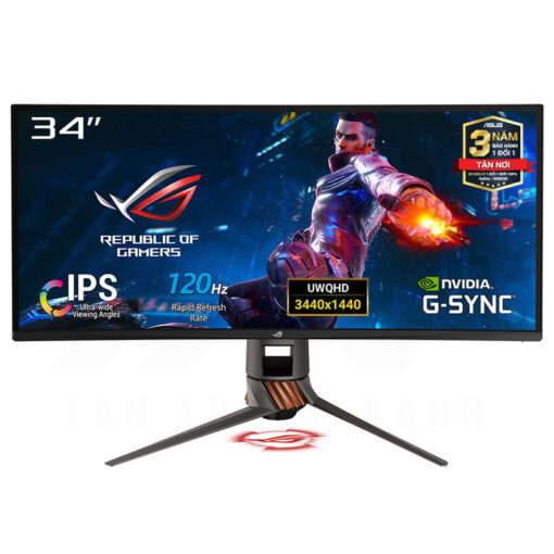 ASUS ROG Swift PG349Q Curved Gaming Monitor 1
