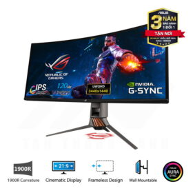 ASUS ROG Swift PG349Q Curved Gaming Monitor 2