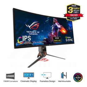 ASUS ROG Swift PG349Q Curved Gaming Monitor 3