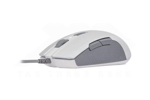 CORSAIR M55 RGB PRO Gaming Mouse White 3
