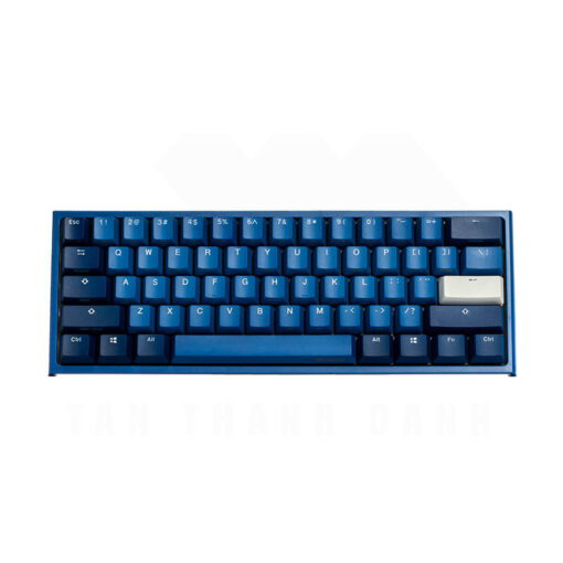 Ducky One 2 Mini Good In Blue Keyboard 1