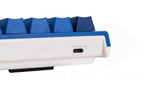Ducky One 2 Mini Good In Blue Keyboard 7