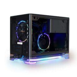 InWin A1 PLUS Case Black 5
