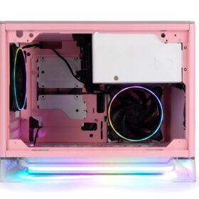 InWin A1 PLUS Case Pink 4