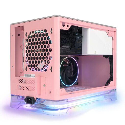 InWin A1 PLUS Case Pink 5