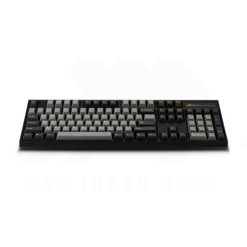 Leopold FC900R Ash Yellow Keyboard 2