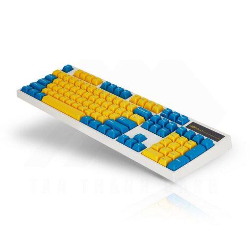 Leopold FC900R Swedish White Keyboard 2
