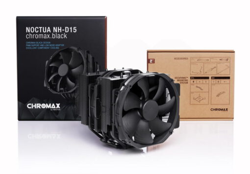 Noctua NH D15 chromax.black 4