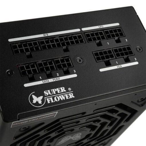 Super Flower Leadex III Gold 650W 5