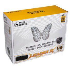 Super Flower Leadex III Gold 650W 8