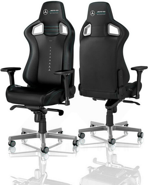 noblechairs EPIC Mercedes AMG Petronas Motorsport Special Edition 2