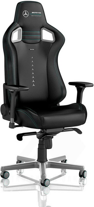 noblechairs EPIC Mercedes AMG Petronas Motorsport Special Edition 3