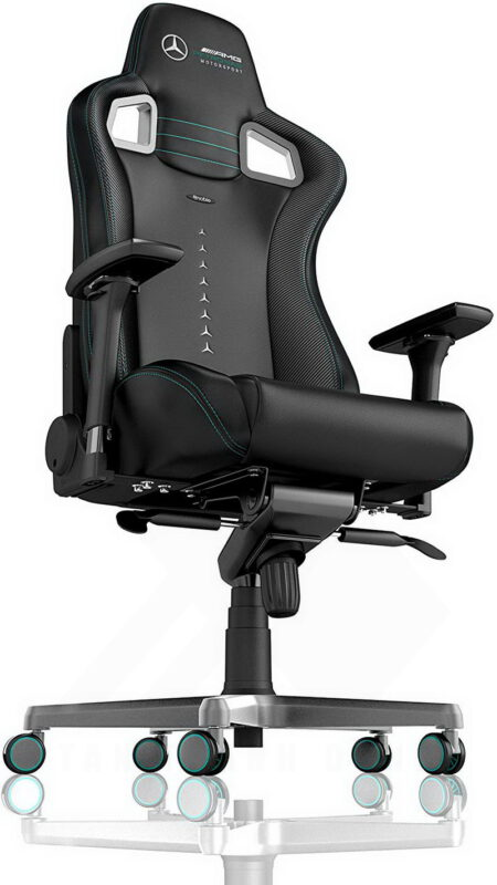 noblechairs EPIC Mercedes AMG Petronas Motorsport Special Edition 4