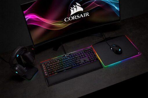 CORSAIR K95 RGB PLATINUM XT Mechanical Gaming Keyboard 11