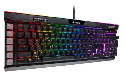 CORSAIR K95 RGB PLATINUM XT Mechanical Gaming Keyboard 4