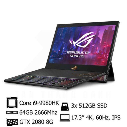 ASUS ROG Mothership GZ700GX AD028T Laptop 1