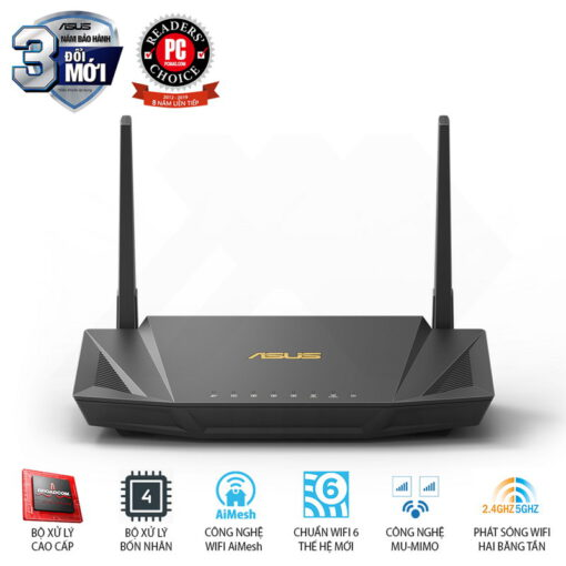 ASUS RT AX56U Router 1
