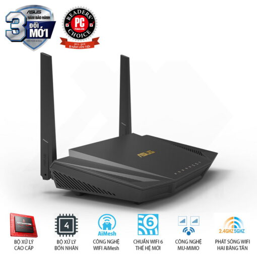 ASUS RT AX56U Router 3