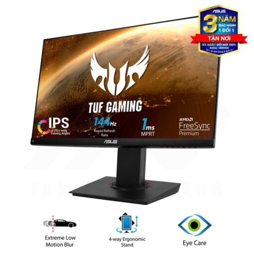 ASUS TUF Gaming VG249Q Gaming Monitor 2