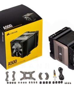 CORSAIR A500 Dual Fan CPU Cooler 8
