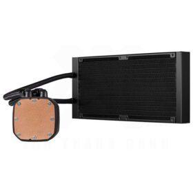 CORSAIR iCUE H115i RGB PRO XT Liquid CPU Cooler 2