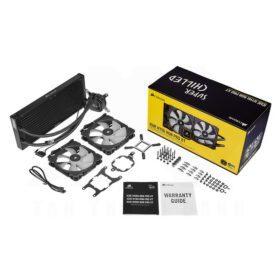 CORSAIR iCUE H115i RGB PRO XT Liquid CPU Cooler 4