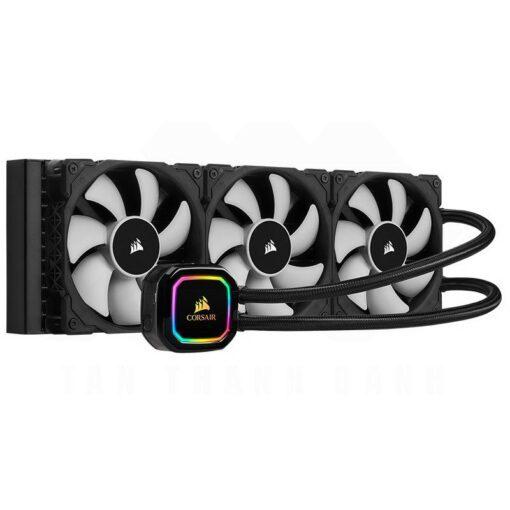 CORSAIR iCUE H150i RGB PRO XT Liquid CPU Cooler 1