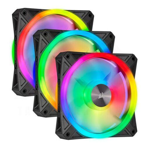 CORSAIR iCUE QL120 RGB 3