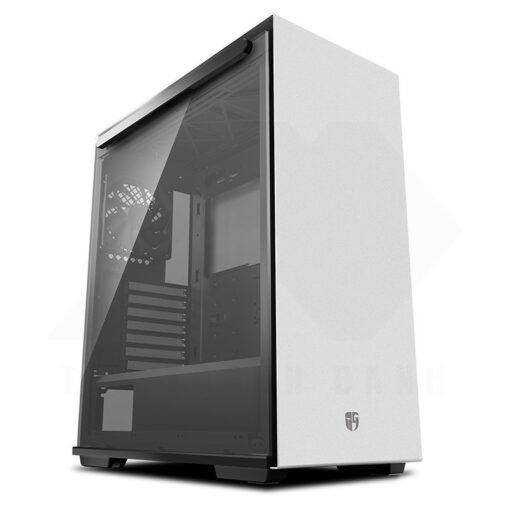 Deepcool MACUBE 310P GAMER STORM Case White 1
