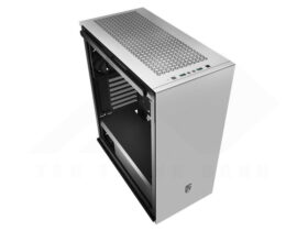 Deepcool MACUBE 310P GAMER STORM Case White 3