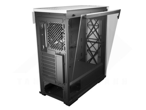 Deepcool MACUBE 310P GAMER STORM Case White 4