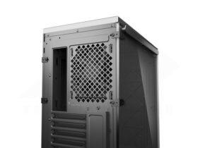 Deepcool MACUBE 310P GAMER STORM Case White 7