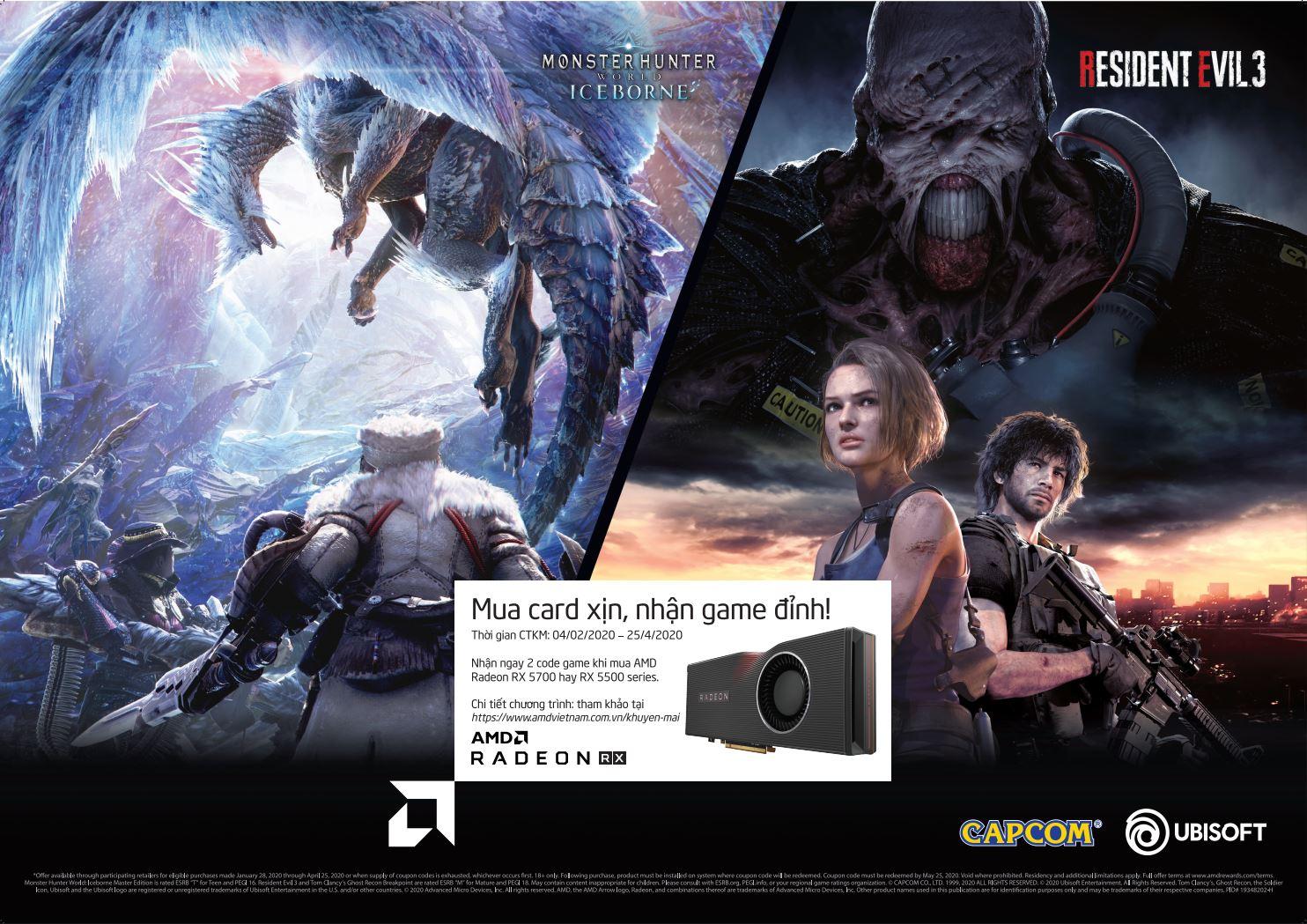 RX5000Series Get 2Games