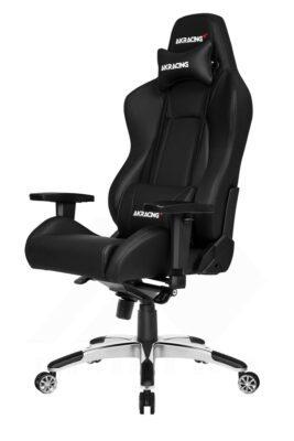 AKRacing Masters Series Premium Gaming Chair Black 5