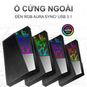 ASUS FX HDD EHD A2T 2TB Portable HDD 2