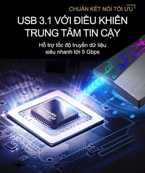 ASUS FX HDD EHD A2T 2TB Portable HDD 4