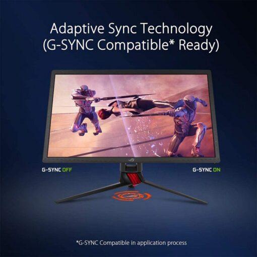 ASUS ROG Strix XG27UQ Gaming Monitor 3