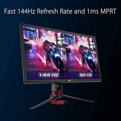 ASUS ROG Strix XG27UQ Gaming Monitor 4