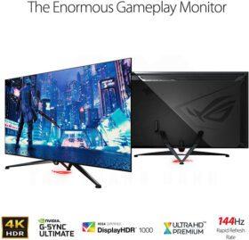 ASUS ROG Swift PG65UQ Big Format Gaming Monitor 2